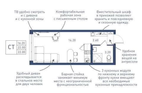 Апарт-комплекс Start (Старт)